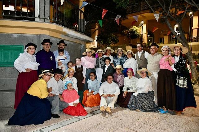 Jornadas de Tradiciones en el casco de Mogán