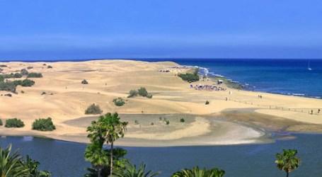 Maspalomas, dunas y charca