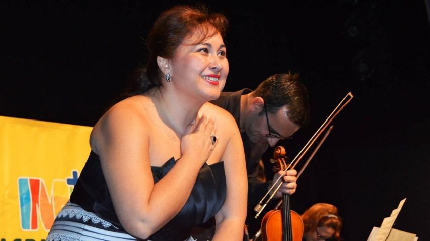 Judith Pezoa, soprano