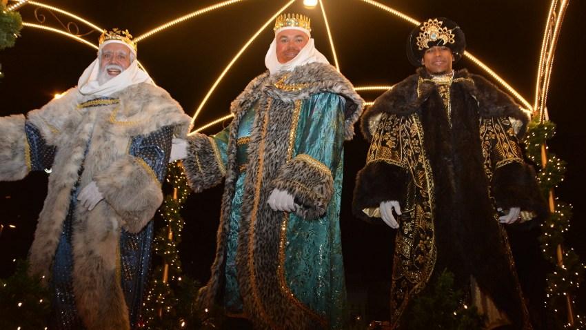Cabalgata de Reyes en Maspalomas, 2019