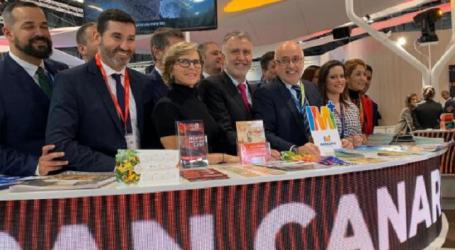 Gran Canaria en Fitur 2020