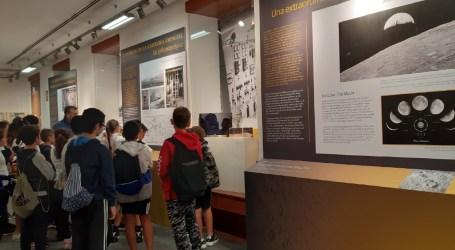 Más de 21.600 personas visitaron la exposición 'De Maspalomas a la Luna'