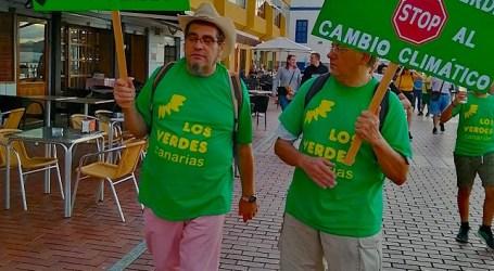 Los Verdes de Gran Canaria piden medidas urgentes para evitar nuevos incendios