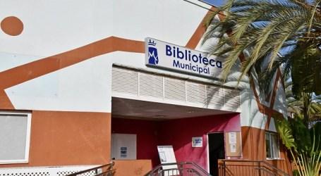 Las bibliotecas municipales de Mogán acercan la lectura a casa durante la cuarentena