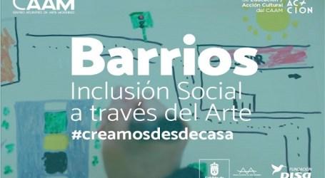 El CAAM impulsa actividades en Internet dentro del proyecto 'Barrios'
