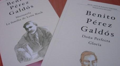Otra opción: aliviar el confinamiento leyendo a Galdós en formato digital y totalmente gratis