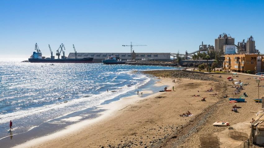 CEISA suministra 50.000 toneladas de cemento para la ejecución de la carretera de La Aldea Serán la base de los más de 150.000 m3 de hormigón necesarios para realizar las principales infraestructuras de este proyecto