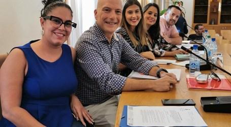 """El gobierno de Santa Lucía emplea casi 800.000 euros en un parque de """"obras interminables"""""""
