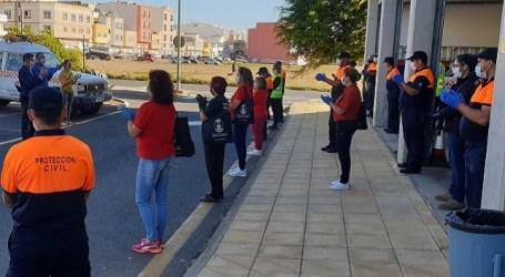 El Ayuntamiento de Santa Lucía realiza un acto de reconocimiento al voluntariado y al personal de Servicios Sociales