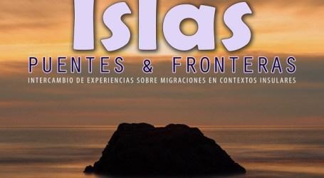 CEAR y el Ayuntamiento de Santa Lucía convocan el encuentro 'Islas, puentes y fronteras'