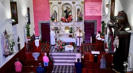 Mogán celebra el día de San Antonio de Padua con una emotiva misa