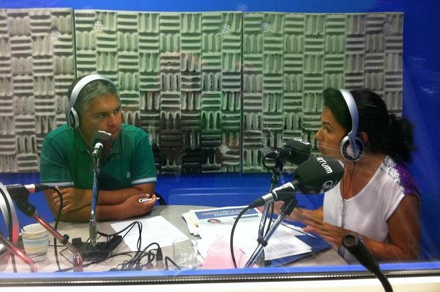 Onalia Bueno despide al presidente del comité de empresa de la RTV de Mogán El coordinador del ente se opuso, junto a NC, a la privatización de la emisora local. Había interpuesto una denuncia contra la corporación por cesión ilegal de trabajadores