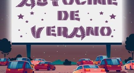 Vuelve el Autocine de Verano a la trasera del teatro Víctor Jara con 'Jurassic World', 'Mad Max', y 'La llamada'