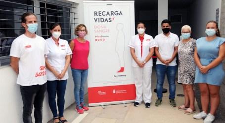 El ICHH promueve la donación en el sur de Gran Canaria con una sala de extracción temporal en Maspalomas