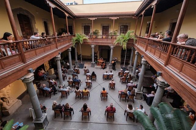 Más de 3.000 personas han visitado la Casa de Colón desde su reapertura El popular centro ubicado en el casco histórico de Vegueta de la capital grancanaria ha recibido un total de 3.160 visitantes, en su mayoría de origen peninsular