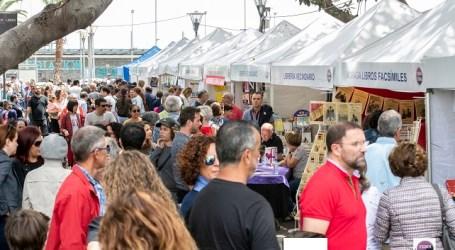 Almudena Grandes y Yolanada Arencibia abren la 32º Feria del Libro de Las Palmas de Gran Canaria