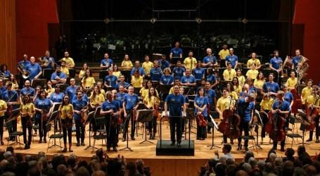 La 2 de TVE emite el Concierto de Santa Cecilia que ofreció la OFGC junto a la Joven Orquesta