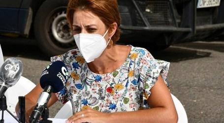 Onalia Bueno solicita que se debata en el Senado la situación de la migración irregular en Canarias