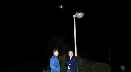 "La oposición denuncia ""falta de iluminación"" en San Bartolomé de Tirajana"