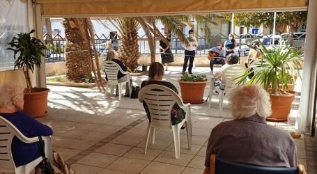 Santa Lucía de Tirajana conmemora con música y dibujos el Día Internacional de las Personas de Edad