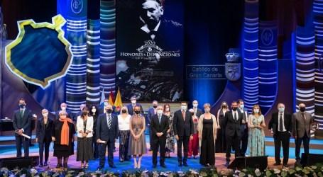 107 años del Cabildo de Gran Canaria