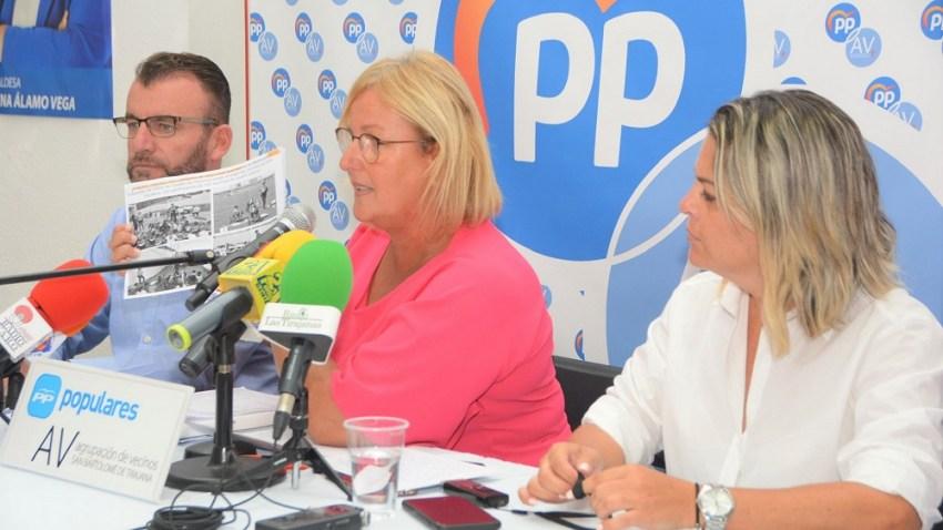 La oposición reitera lo manifestado sobre las escuelas infantiles municipales El PP-AV vuelve a la carga preguntando al Gobierno de la socialista Conchi Narváez si ya han devuelto a las familias las cuotas de marzo de 2020