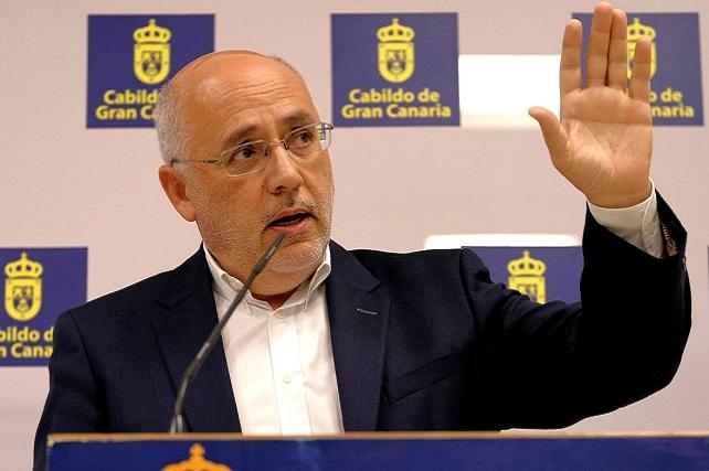 Impulso del Cabildo a las renovables Maspalomas News ofrece a sus lectores un artículo de opinión de Antonio Morales Méndez, presidente del Cabildo Insular de Gran Canaria