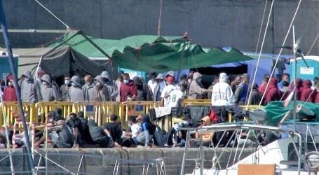 NC Mogán expresa su más enérgica condena por dejar en la calle a más de 200 migrantes