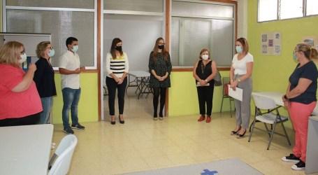 Servicios Sociales de San Bartolomé de Tirajana cede un local para el apoyo escolar de más de 80 escolares