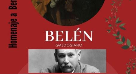 Nacho Maya presenta su Belén Galdosiano en la Sala de Exposiciones Casa Saturninita