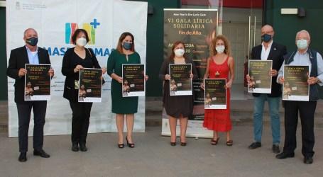El Centro Cultural Maspalomas cierra la programación anual con la Gala Lírica Solidaria Fin de Año