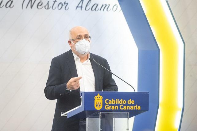 Antonio Morales denuncia hartazgo por la nefasta política de migración  El presidente del Cabildo Insular de Gran Canaria exige que Europa y España dejen de crear el caldo de cultivo de la xenofobia