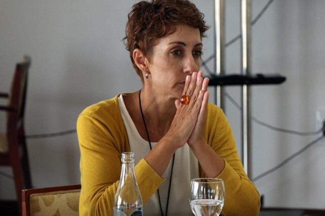 """Onalia Bueno solicita a Noemí Santana una acogida equitativa en Canarias de los MENA La alcaldesa de Mogán señala que """"los meses pasan y no existe un plan real para atender a los menores migrantes no acompañados cuya tutela tiene el Gobierno de Canarias"""""""