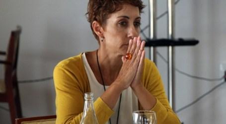 Onalia Bueno solicita a Noemí Santana una acogida equitativa en Canarias de los MENA