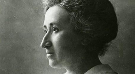 El legado de Rosa Luxemburgo Maspalomas News ofrece a sus lectores un artículo de opinión de Daniel Casal, secretario general del Frente Sindical Obrero Canario