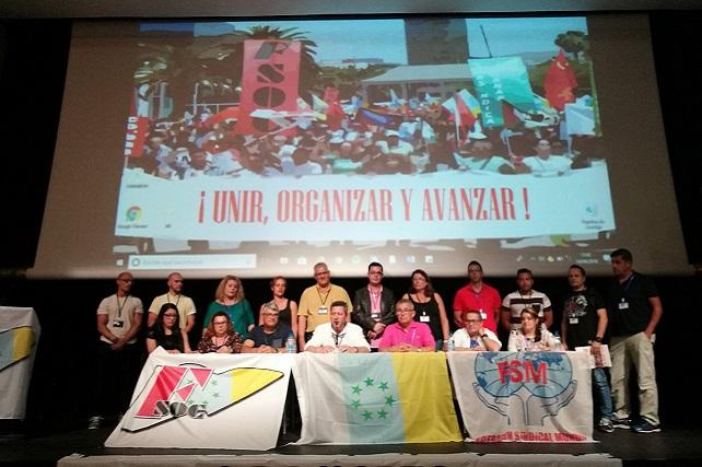 El FSOC no se adhiere a la movilización convocada por CCOO y UGT para el día 11 Maspalomas News ofrece a sus lectores un comunicado del Frente Sindical Obrero de Canarias  Comunicado del FSOC ante la convocatoria de movilizaciones por parte de CCOO y de UGT