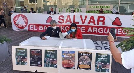 La Plataforma Salvar Chira-Soria convoca una manifestación para el 22 de mayo