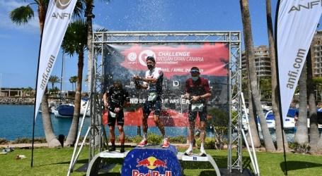 Jan Frodeno cumple con su papel de favorito y gana el Challenge Mogán Gran Canaria