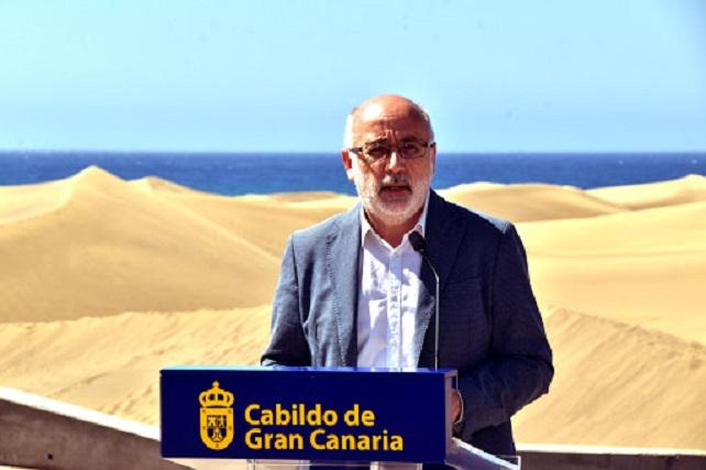 Antonio Morales, Dunas de Maspalomas