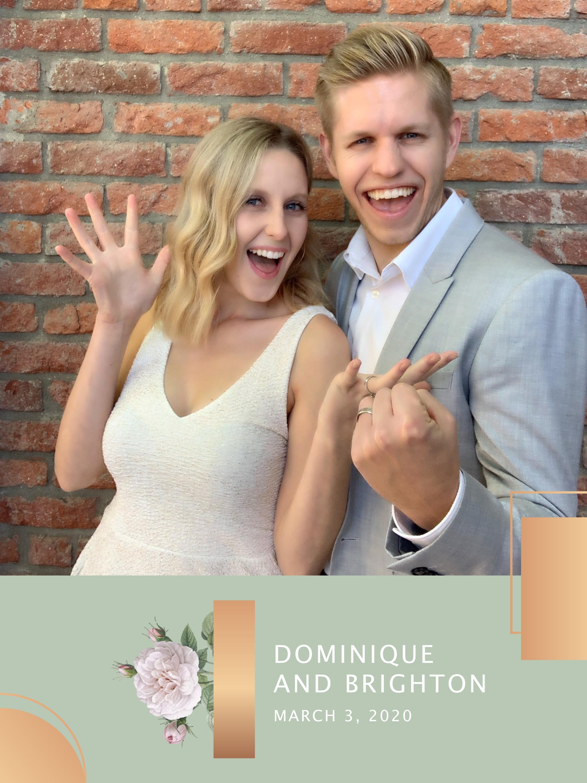 wedding digital overlay 1 2
