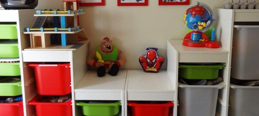 Buktikan, Cara Ini Mampu Mengorganisir Mainan Anak menjadi Jauh Lebih Rapi