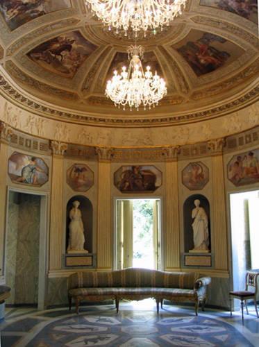 Neoclassicismo Architettura Giuseppe Valadier Villa