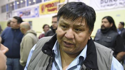 Jorge Ávila, espera concretar en esta semana la firma de un compromiso.