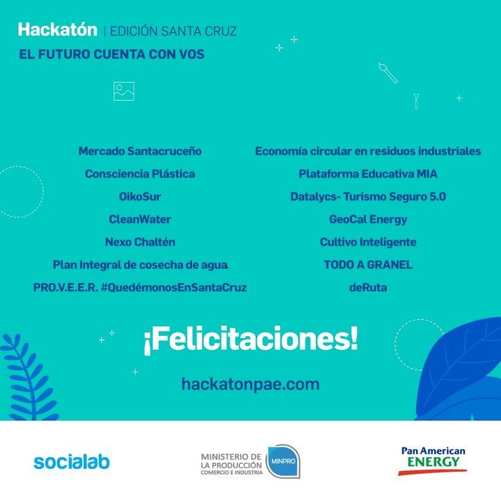 ganadores Hackaton
