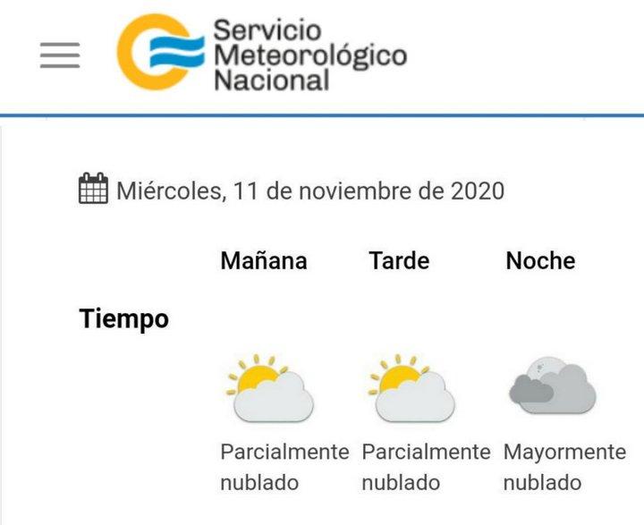 clima 2020-11-11