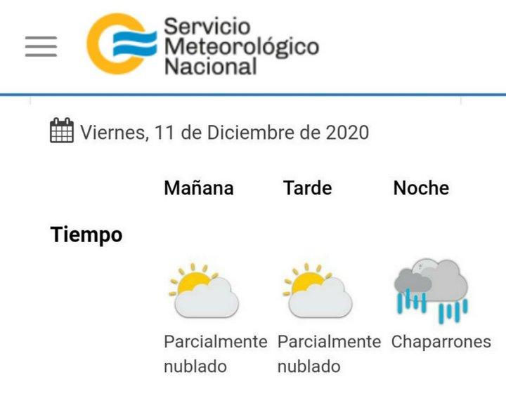 clima 2020-12-11