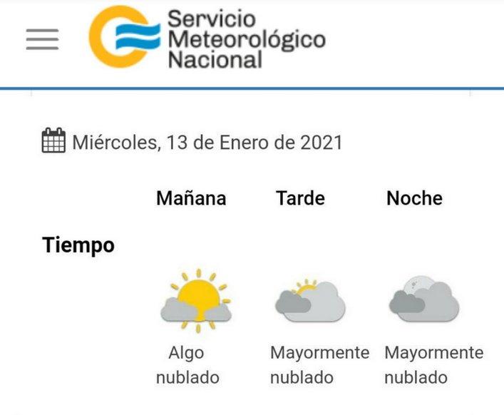 clima 2021-01-13