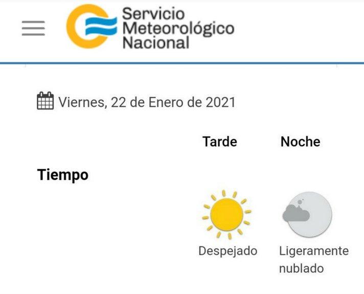 clima 2021-01-22