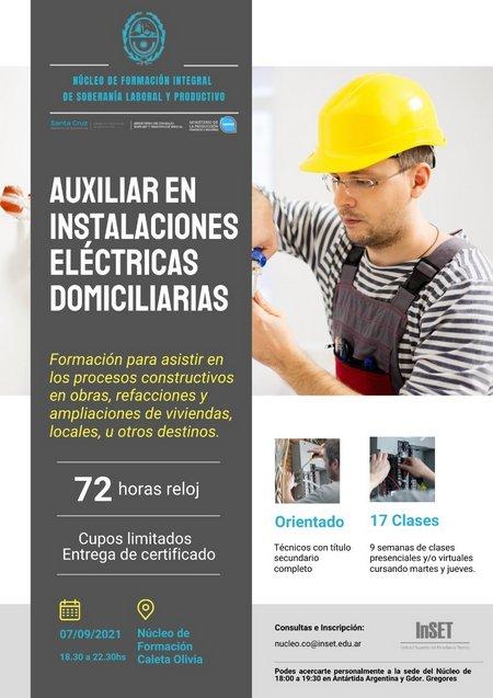 Instalaciones eléctricsa