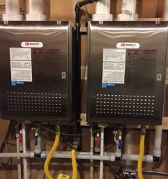 tankless water heater install [ 1024 x 768 Pixel ]